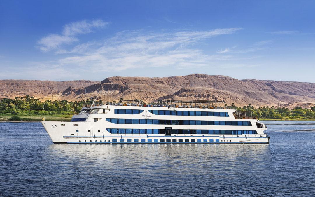 Oberoi Zahra Cruises