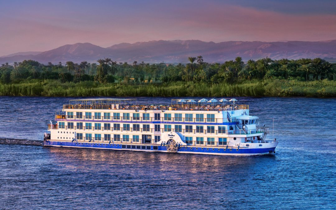 Oberoi Philae Cruises