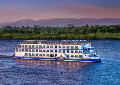 The Oberoi Philae, Luxury Nile Cruiser