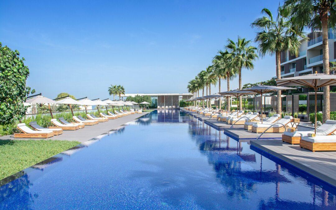 The Oberoi Beach Resort, Al Zorah
