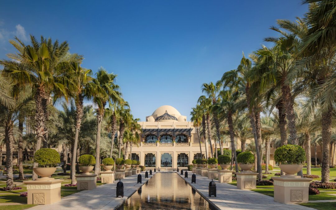 One&Only Royal Mirage – The Palace
