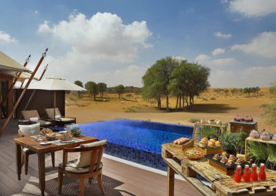 The Ritz Carlton Al Wadi Desert