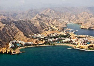 Shangri-La's Bar al Jissah Resort & Spa Al Husn