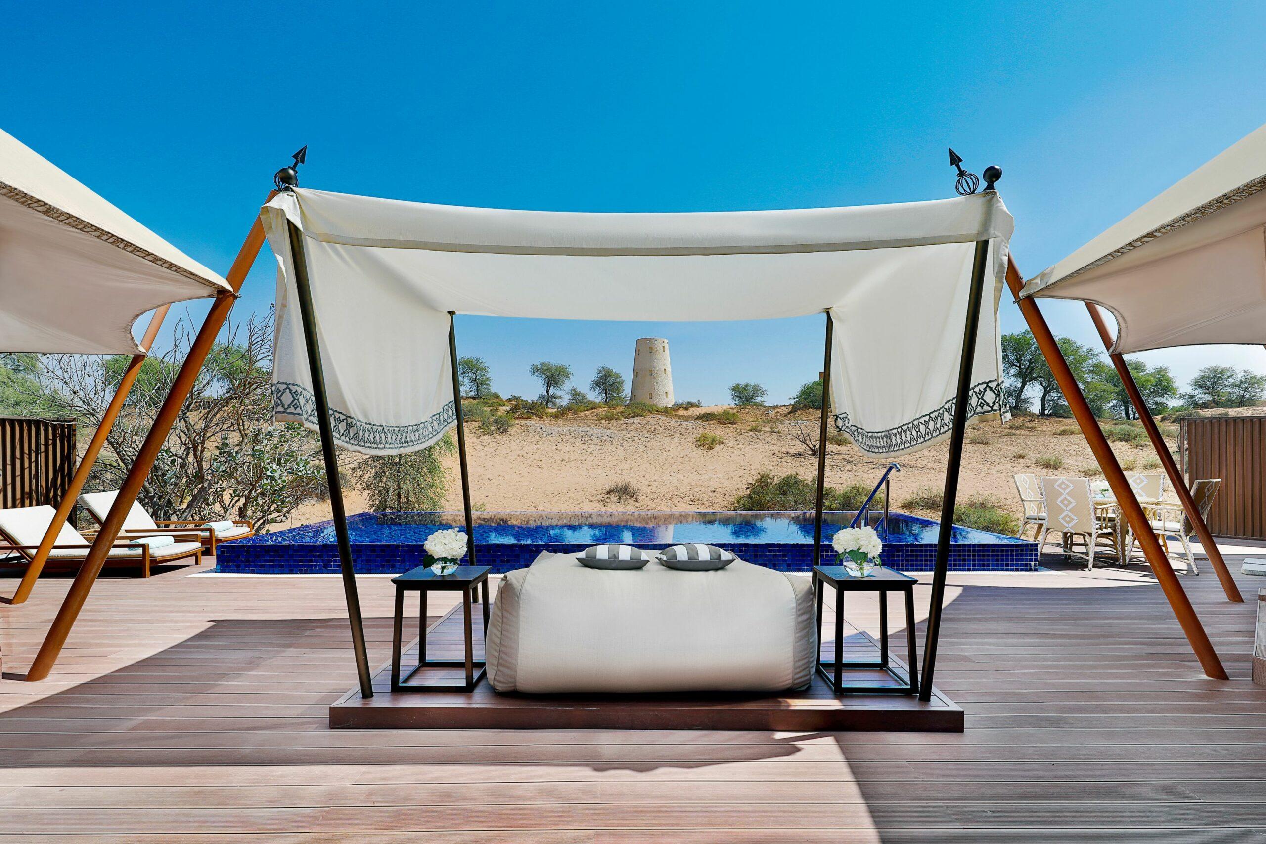 The Ritz Carlton Ras Al Khaimah Al Wadi Desert Odysseus
