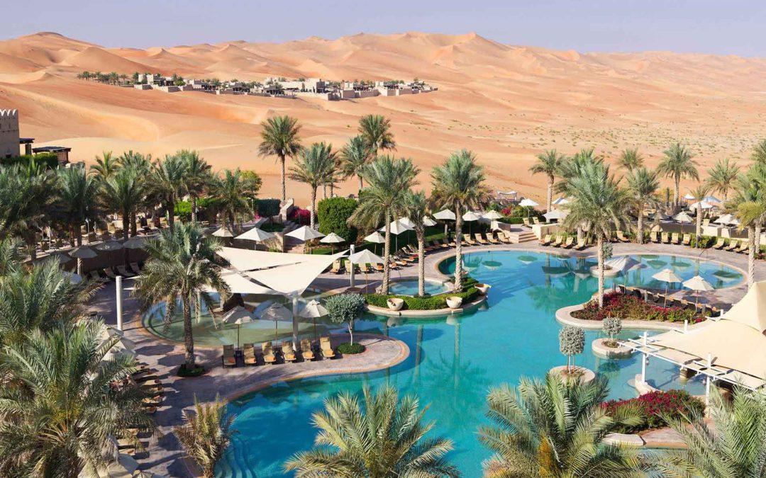 Anantara Qasr Al Sarab Desert