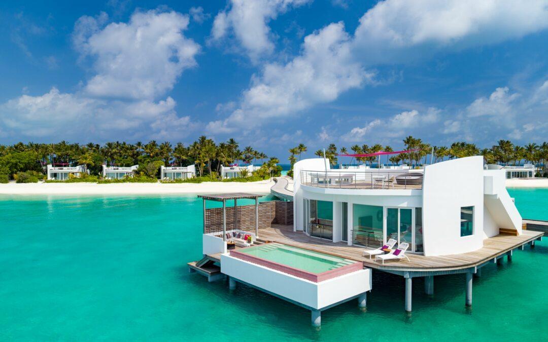 LUX* North Male Atoll Resort & Villa's