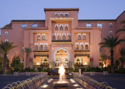 Sofitel Marrakesh Palais Imperial