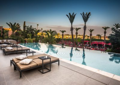 Sofitel Marrakesh Lounge & Spa