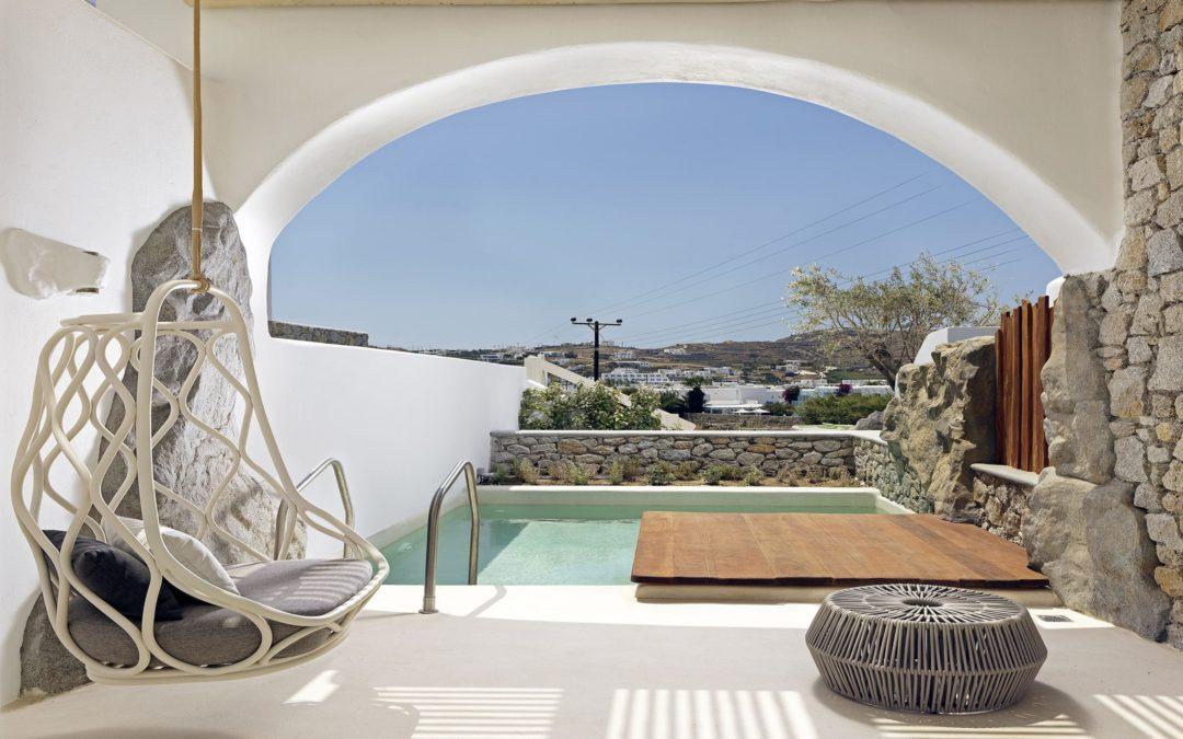 Kensho Psarou Beach Hotel & Suites