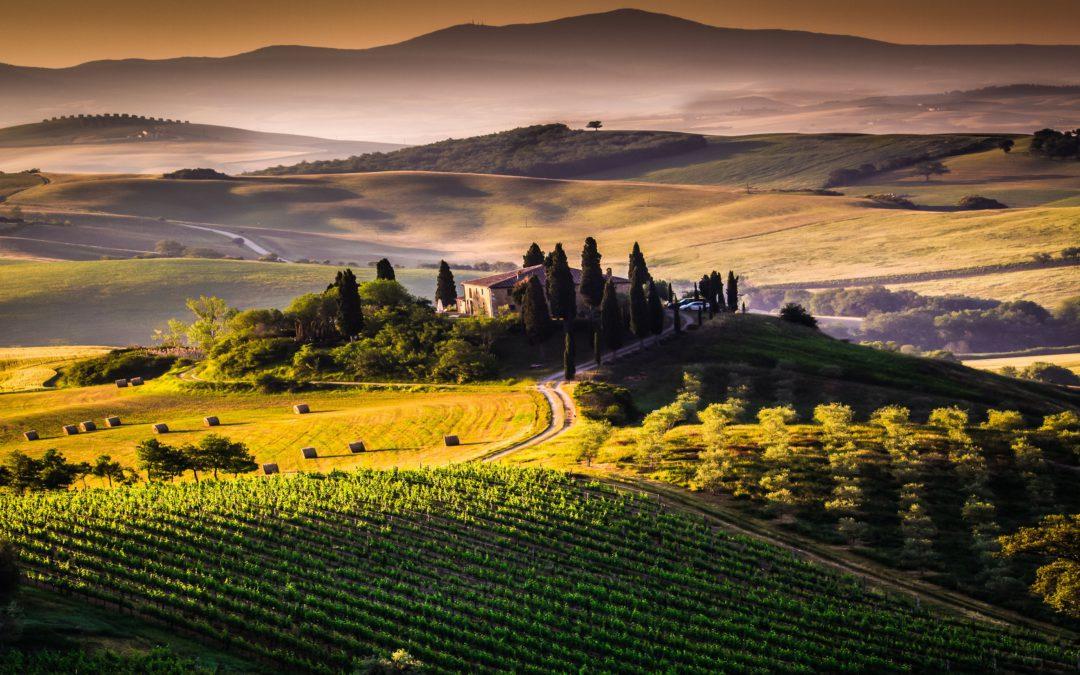 Zalig Zacht Toscane