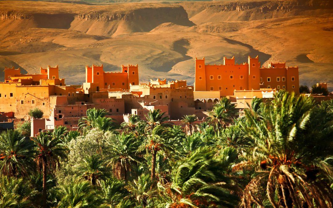 Woestijn en Keizerlijke Steden