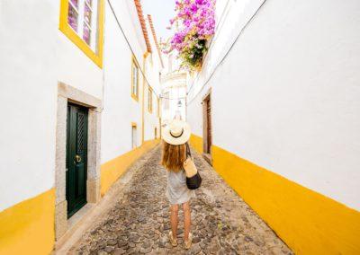 Ontdekking van Centraal Portugal