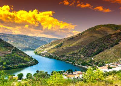 Luxe en Gourmet in de Douro Valley