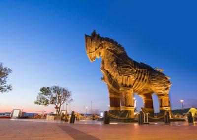 Keizerlijk Istanbul en de Antieke Westkust