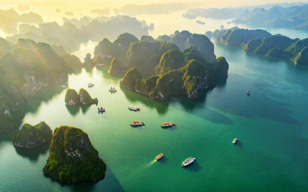 EXPERIENCE – Noord-Vietnam: Natuurpracht & Wereldwonderen