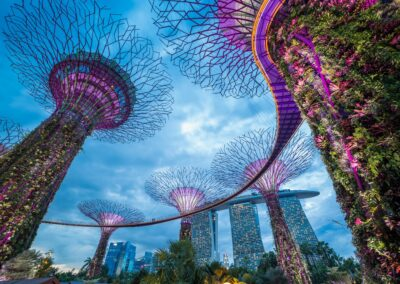 EXPERIENCE – Singapore: Stad van cultuur