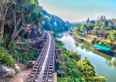 EXPERIENCE – River Kwai: Natuur & Avontuur