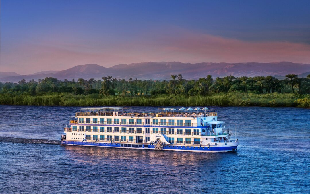 The Oberoi Philae, Luxury Nile Cruise