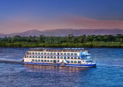 The Oberoi Philae, Luxury Nile Cruise