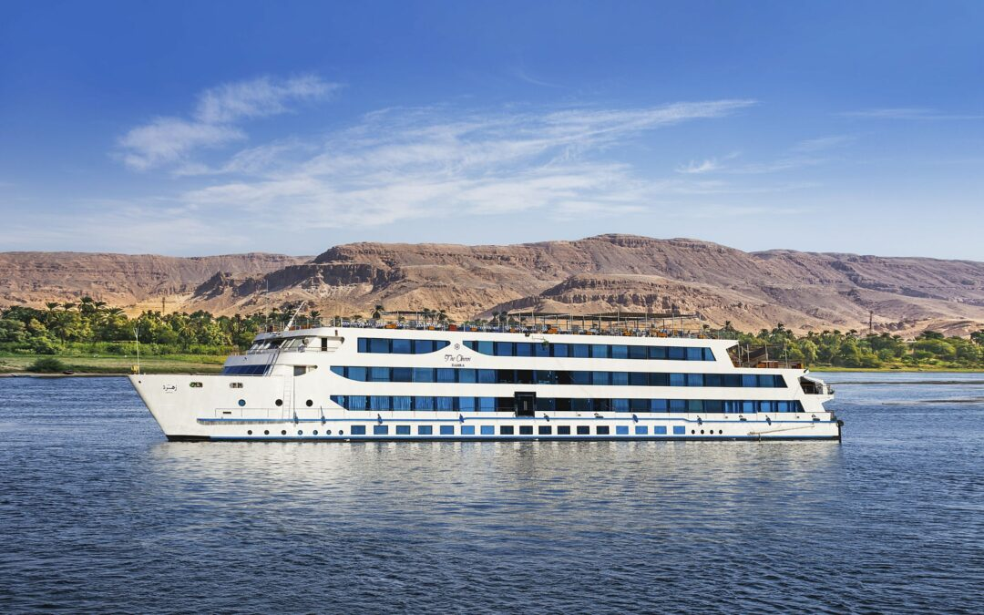 The Oberoi Zahra, Luxury Nile Cruise