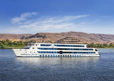 The Oberoi Zahra, Luxury Nile Cruise