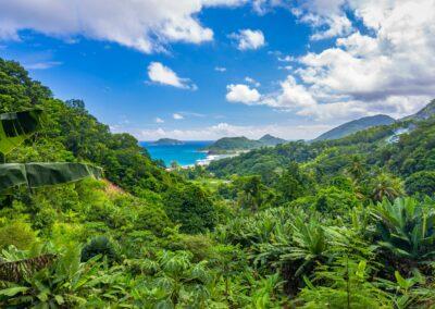 Betovering van de Seychellen
