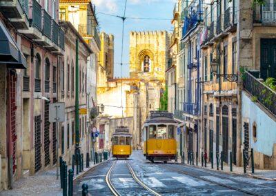 EXPERIENCE – Lissabon: Stad van de zeven heuvels