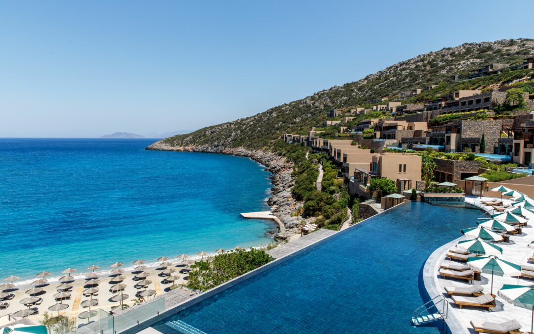 Daios Cove Luxury Resort & Villa's