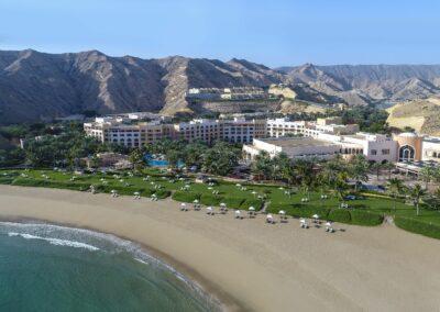 Shangri-La Barr al Jissah Resort & Spa: Al Bandar