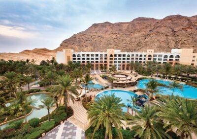Shangri-La Barr al Jissah Resort & Spa: Al Waha